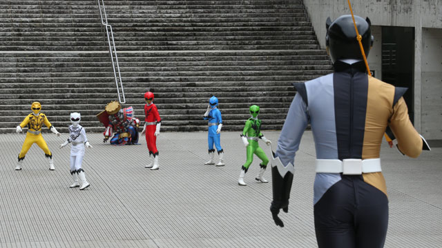 Next Time On Dobutsu Sentai Zyuohger: Episode 18