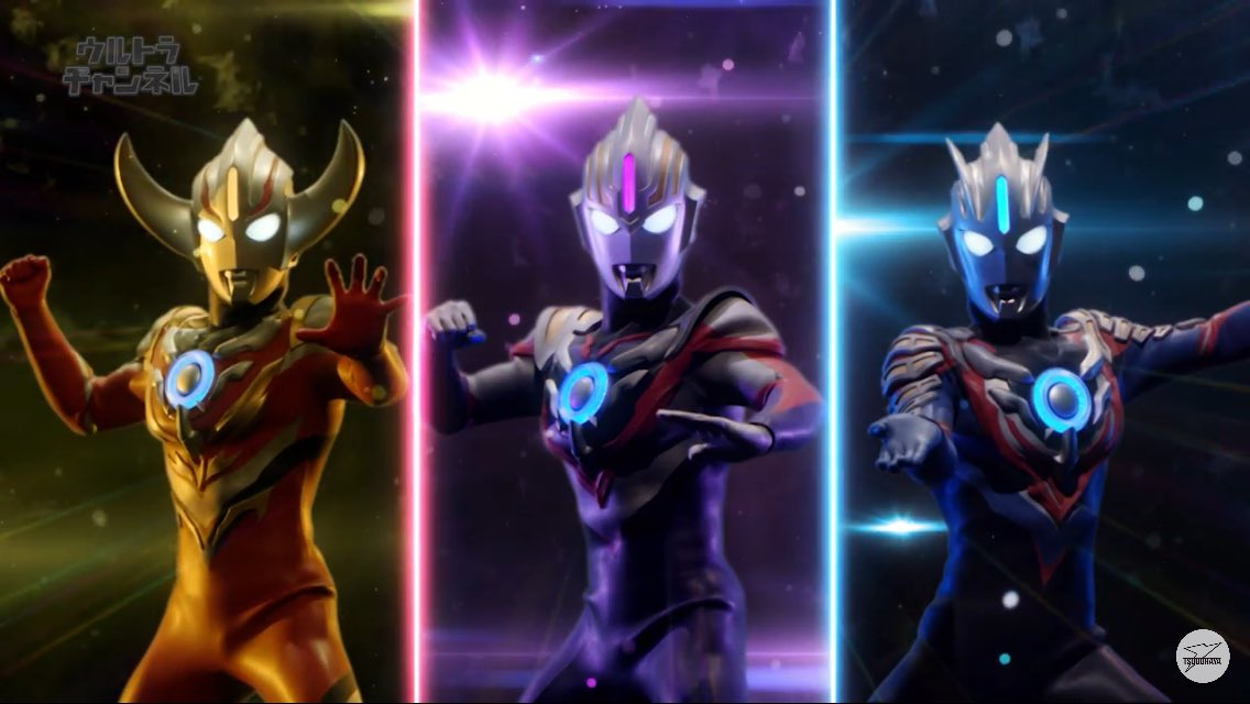 Ultraman Orb Special Preview Airs Week Before Premiere