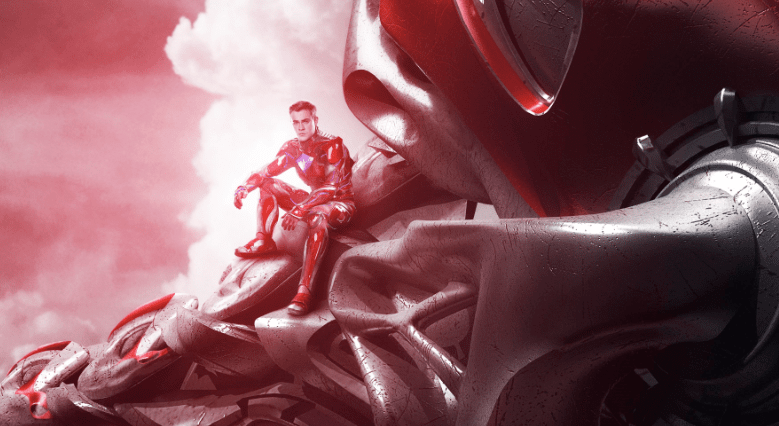 First Look at Power Ranger Movie Zords in New Promo Posters