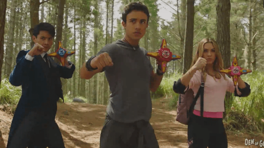 Power Rangers Ninja Steel Trailer Released