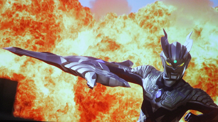 Los Angeles Premiere of English-dubbed Ultraman X & Ginga S Movies