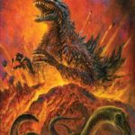 Godzilla: Rage Across Time cover