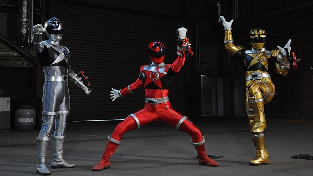 Next Time on Uchu Sentai Kyuranger: Episode 2