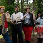 Anything Goes Cosplay & Fruity Warlords on Parade