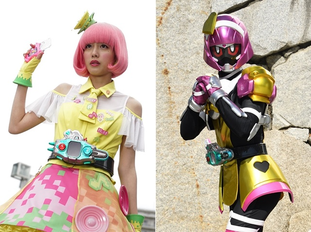 Kamen Rider Poppy's Future Appearance in Kamen Rider Ex-Aid Teased