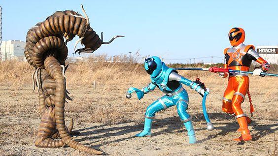 Next Time on Uchu Sentai Kyuranger: Episode 11