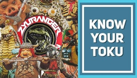 VIDEO: Know Your Toku: Zyuranger's Dora Monsters Part 1