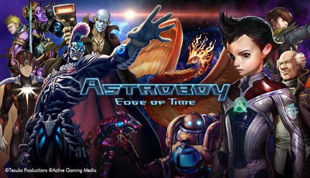 AstroBoy Edge of Time