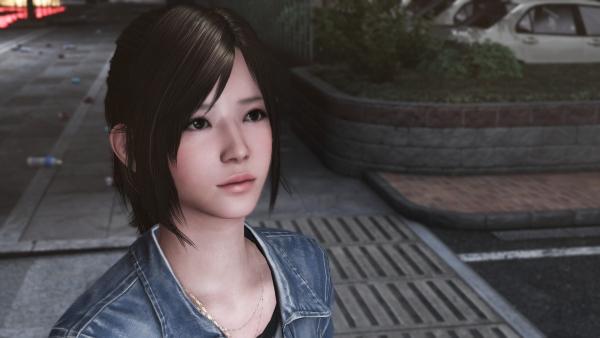 Yuki Kouno - the Heroine