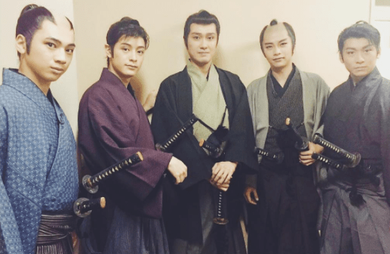 This Week in Toku Actor Blogs [8/6 to 8/12]