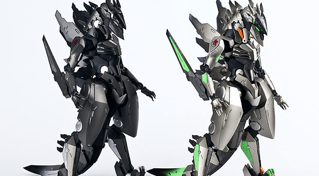 "New Riobot NERV Anti-G Special Decisive Weapon ""Shiryu"" Prototype Unit-01 Revealed"