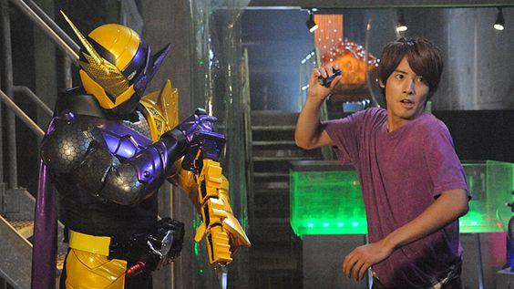 Next Time on Kamen Rider Build: Episode 6