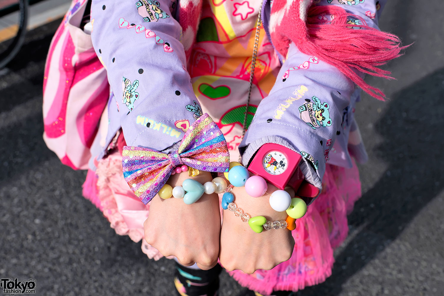Decora Suiya From Decola Hopping W Milklim And 6 Dokidoki In Harajuku