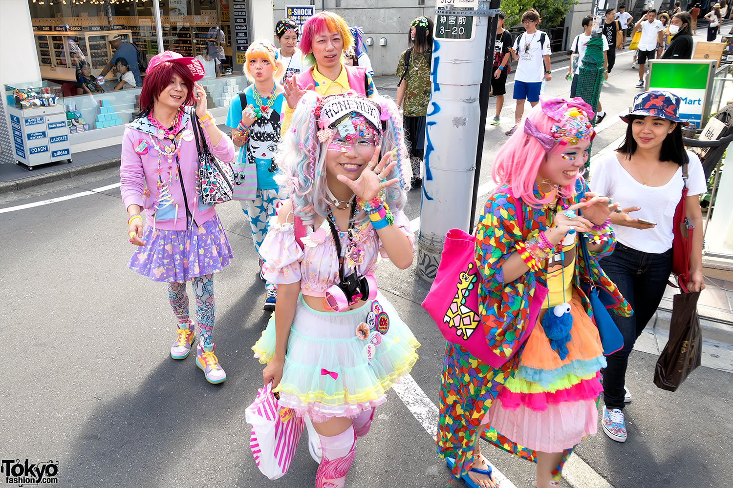 Decora Harajuku Decora Fashion Walk Pictures 2015