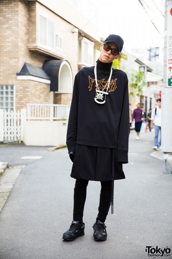 Black Plaid Wallpaper Dark Harajuku Street Style W From K To All Givenchy Raf