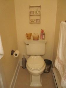 toilet view master bath