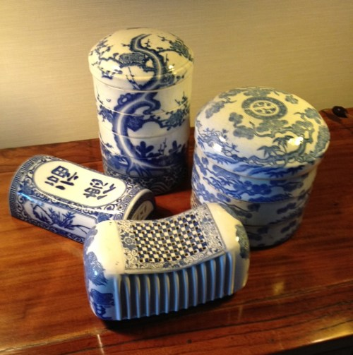 cate geisha pillows