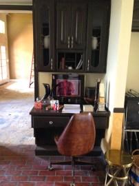 LGN kitchen desk before