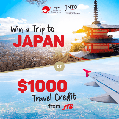 Win A Trip To Japan - Official Rules | TokyoTreat: Japanese Candy & Snacks Subscription Box