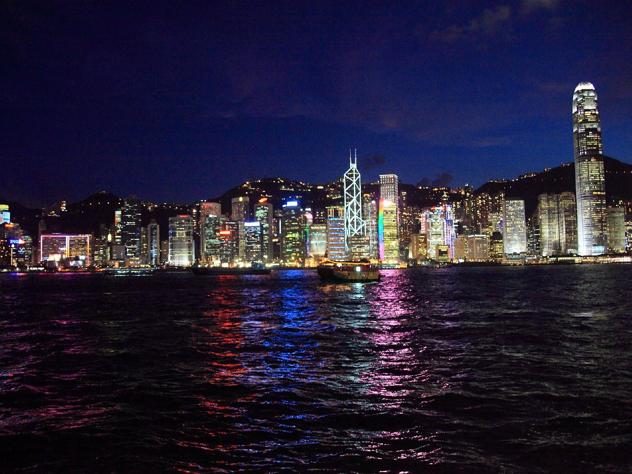 Wallpaper Wallpaper Quotes 香港夜景 Jpg Pictures To Pin On Pinterest