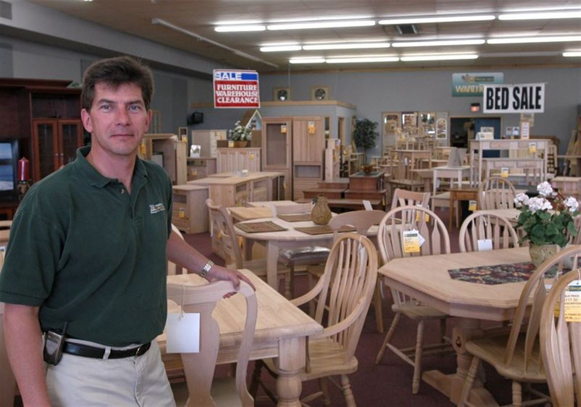 Dorr St Furniture Retailer Is An Unfinished Business The Blade