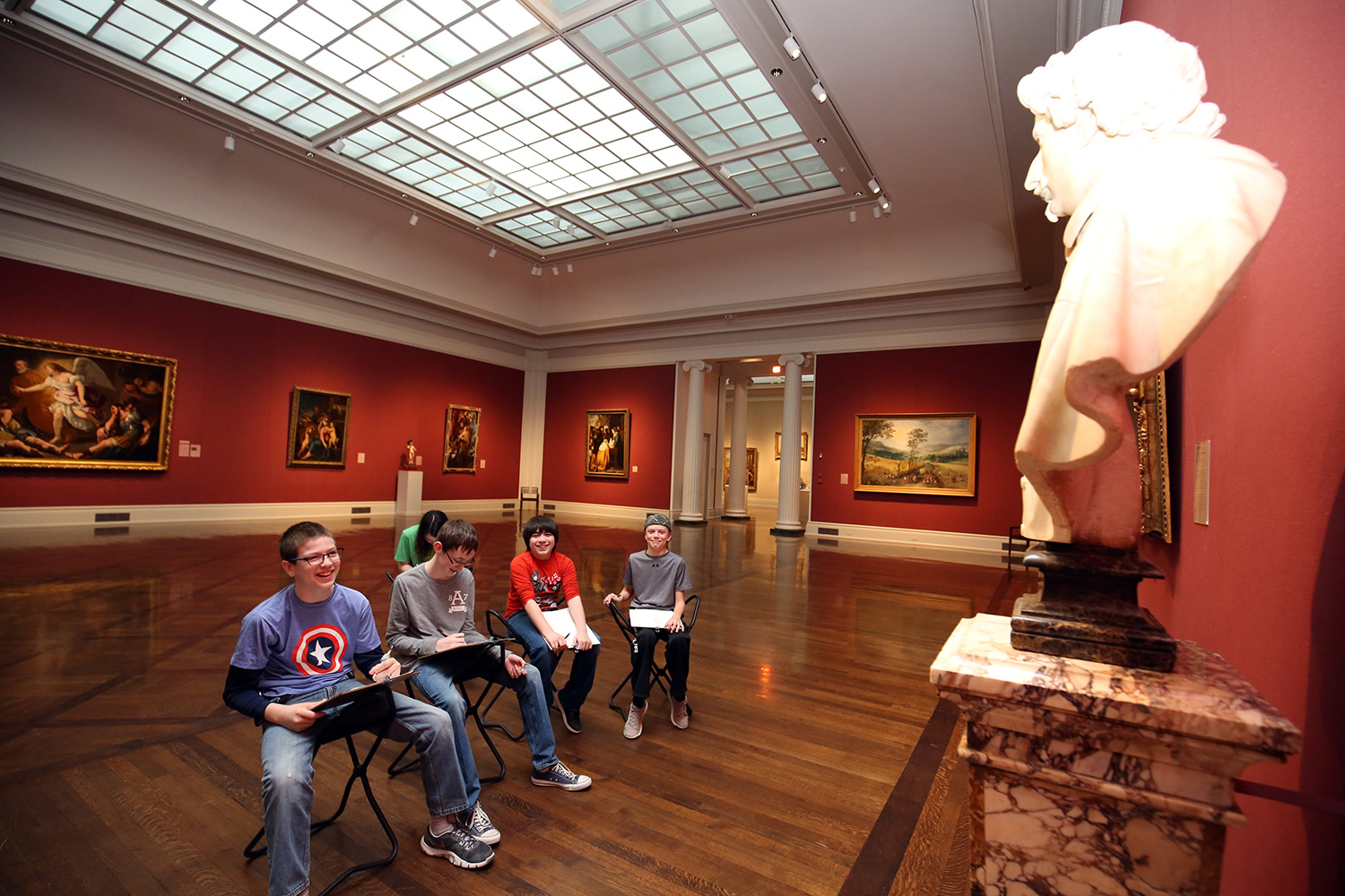 Arte Visual Group The Art Of Seeing Art The Toledo Museum Of Art
