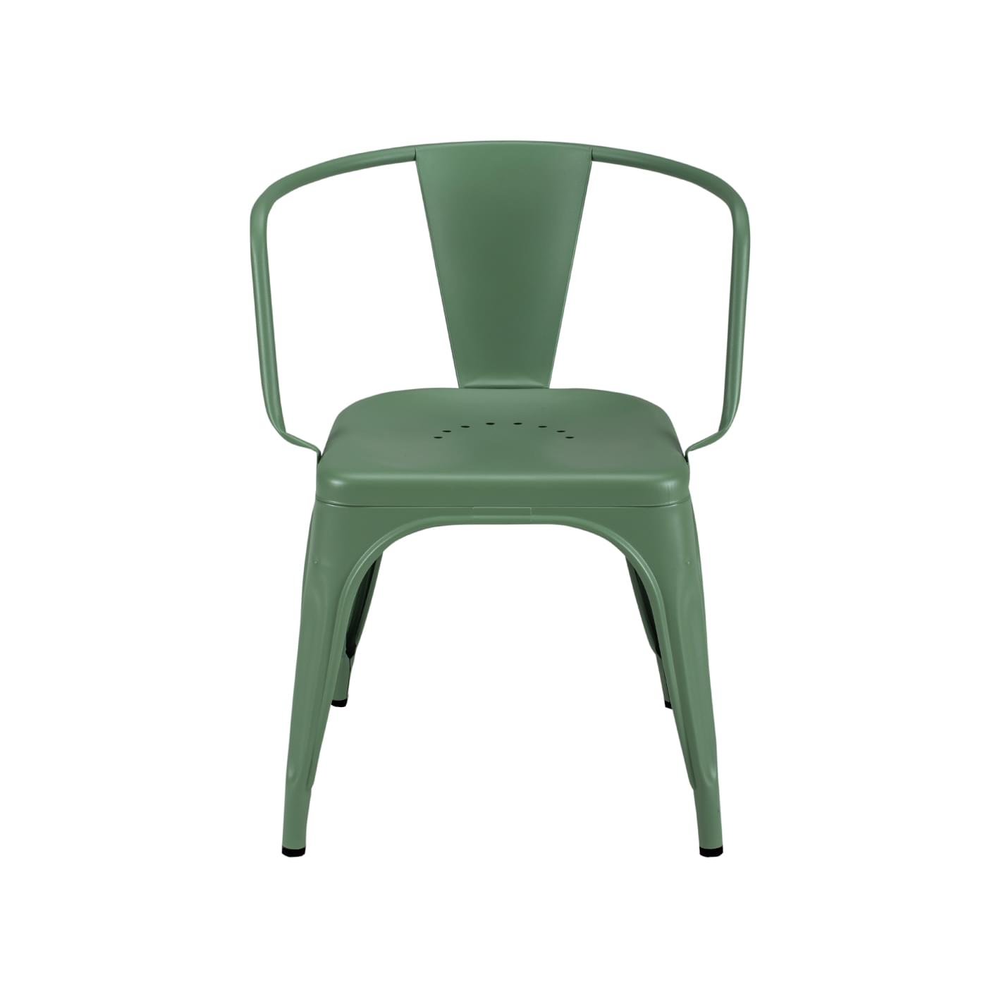 Ac16 Armchair By Tolix Fauteuil Ac16 Tolix Products