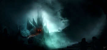 Terror Wallpaper Hd Minas Morgul Tolkien Gateway