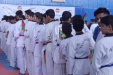 آغاز رقابتهای انتخابی تکواندو در کابل