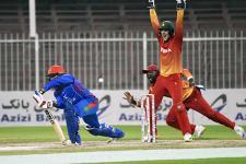 تیم ملی کرکت کشور در دومین بازی یکروزه به زمبابوه باخت