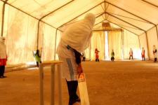 بیش از چهل دختر در کندهار کرکت بازی میکنند