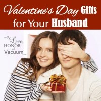 Wifey Wednesday: Valentine's Gifts For Your Husband