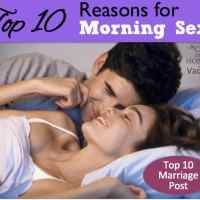 Top 10 Reasons for Morning Sex