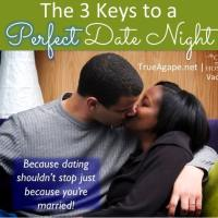 Wifey Wednesday: 3 Keys to a Great Date Night