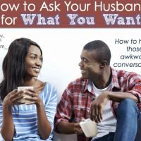 How to Ask for What You Want--Just Say It!