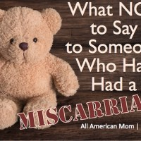 What Not to Say to Someone Who Has Had a Miscarriage