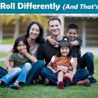 Dads Roll Differently (And That's Okay)