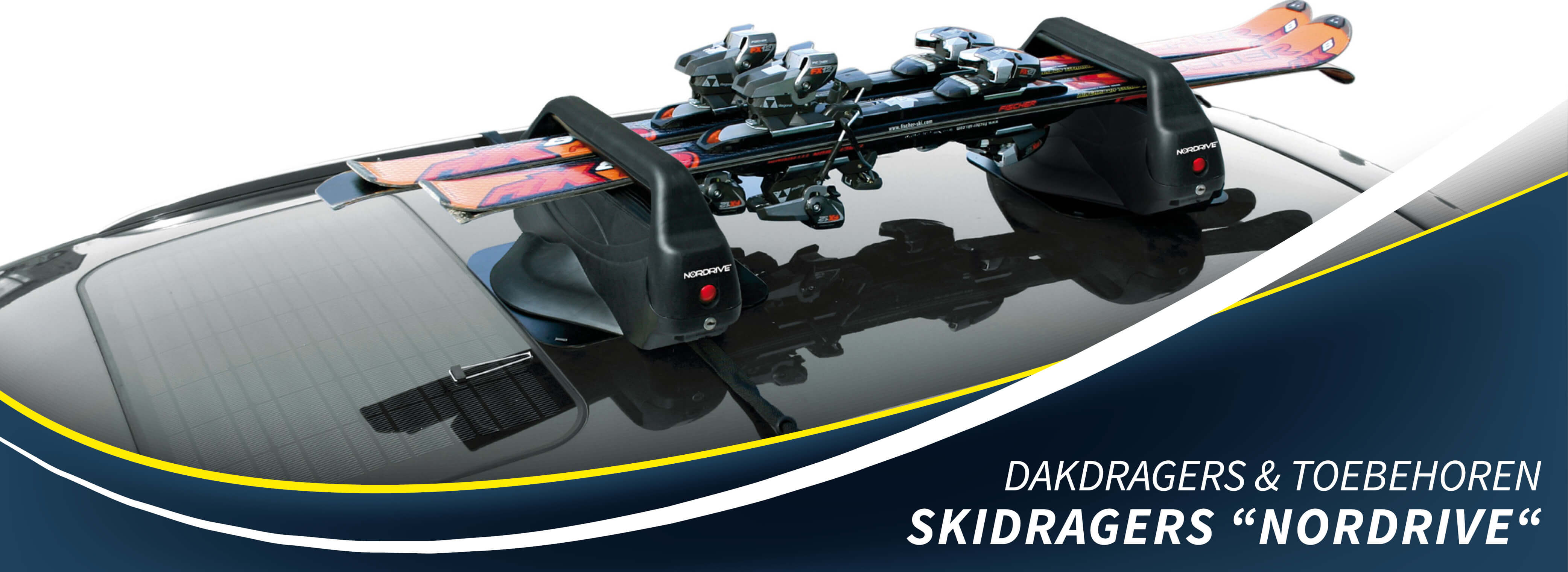 Auto Dakdragers Skidragers
