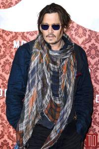 "Paul Bettany and Johnny Depp at ""Mortdecai"" Berlin ..."