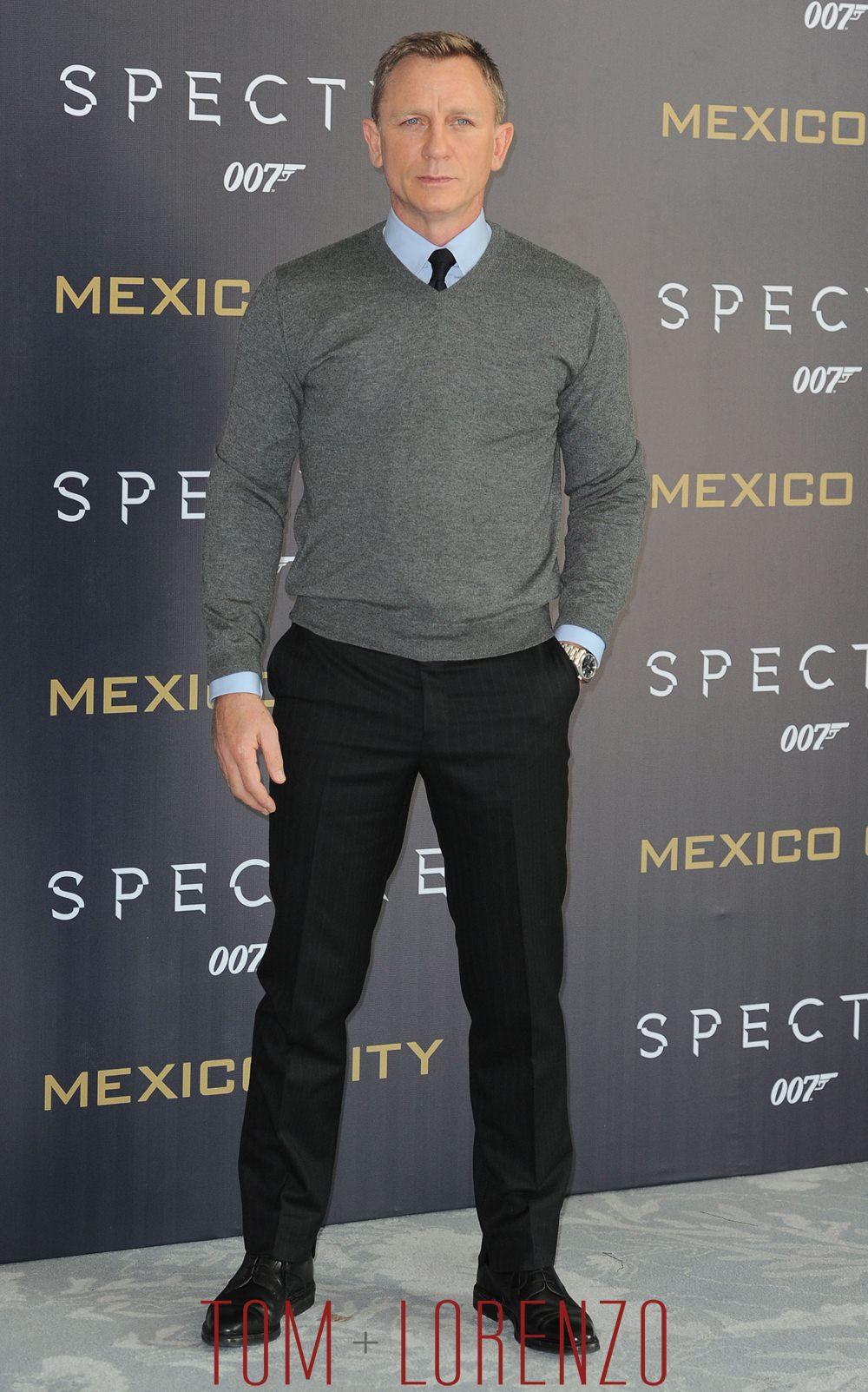 James Bond Iphone Wallpaper Daniel Craig At The Quot Spectre Quot Mexico City Photo Call Tom
