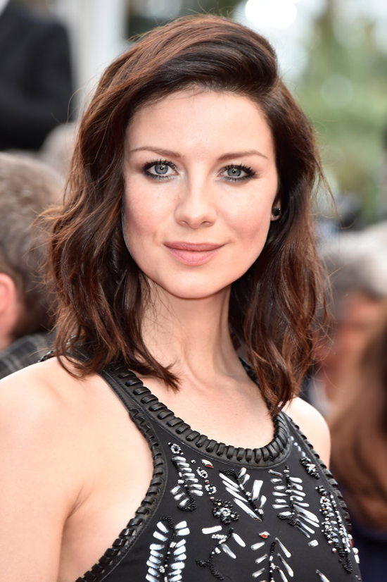 The Fall Film Wallpaper Cannes Style Double Shot Caitriona Balfe In Louis Vuitton
