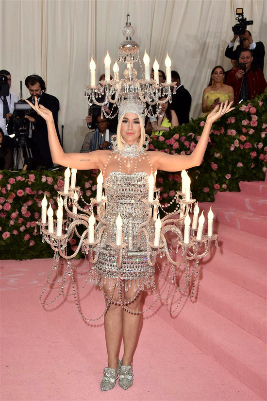 Lit Design Met Gala 2019: Katy Perry Gets Lit | Tom + Lorenzo