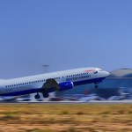 Aeropuerto de Alicante-Elche: despegue de un British Airways