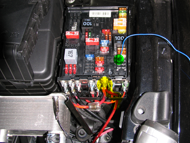 07 Audi A4 Fuse Box Wiring Diagram