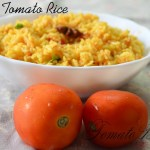 Tomato Rice- One Pot Meal