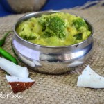 Broccoli Kootu Recipe | Lentil Recipes | Dal Recipes