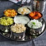 Mini Meal   Lunch Thali Ideas