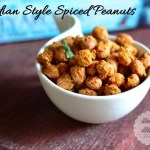 Microwave Masala Peanuts Recipe| Easy Snack Recipes