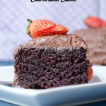 Hershey's Perfectly Chocolate Chocolate Cake Recipe