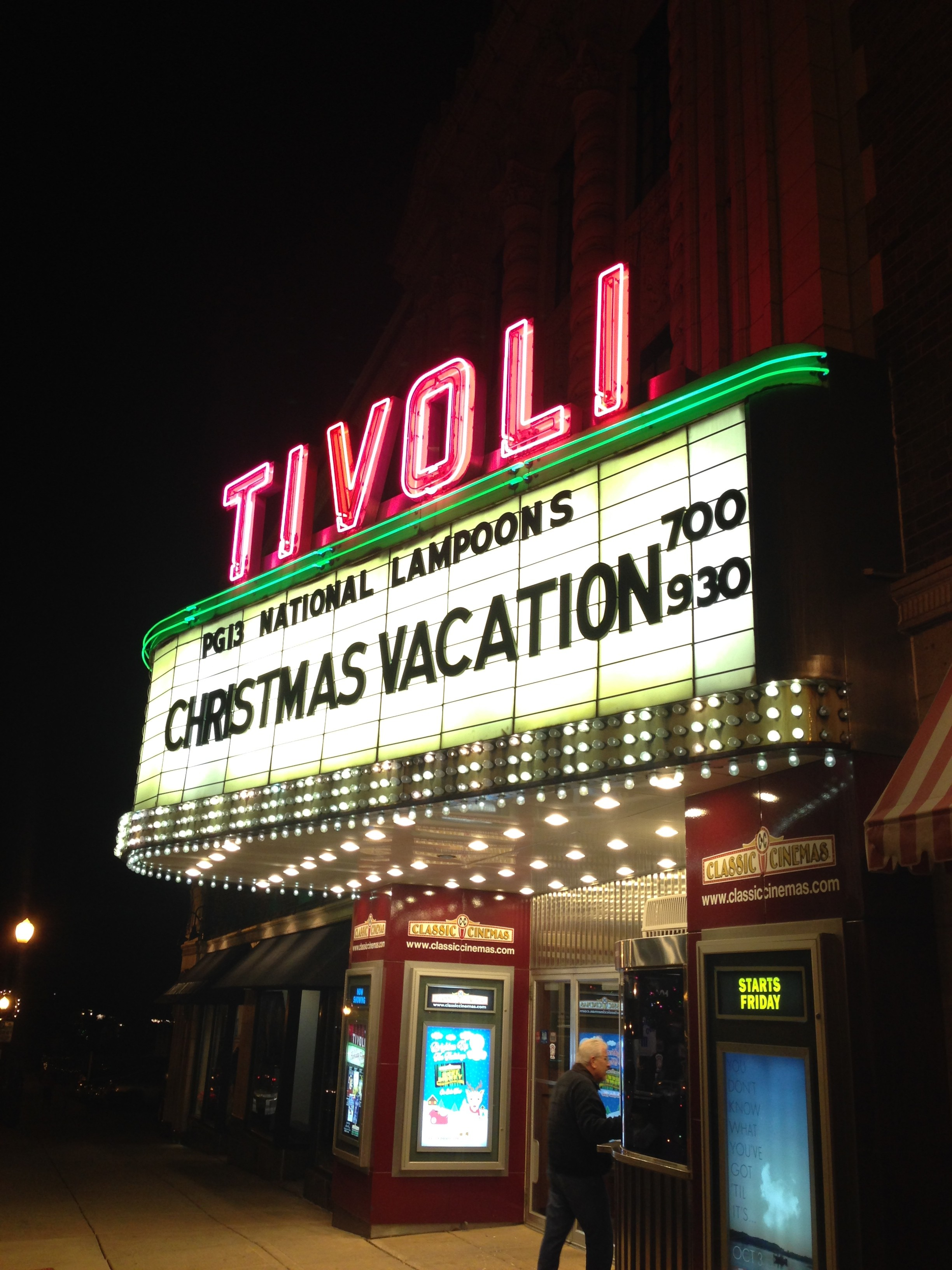 Tivoli Theater In Downers Grove Five On Friday Tomatoes For Cucumbers